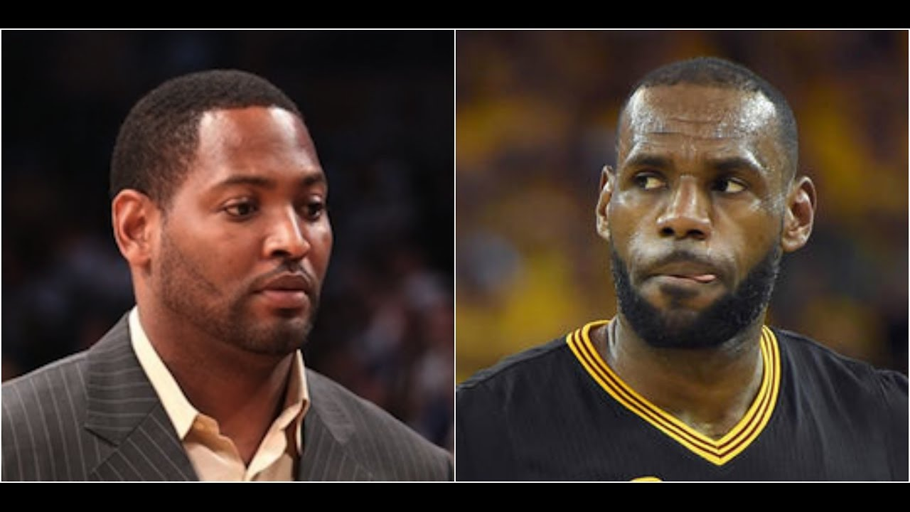 "Robert Horry slams LeBron James ""Get over it"" Posse is not a"