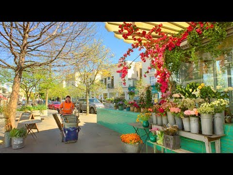 LONDON WALK Along Westbourne Grove In Notting Hill | England