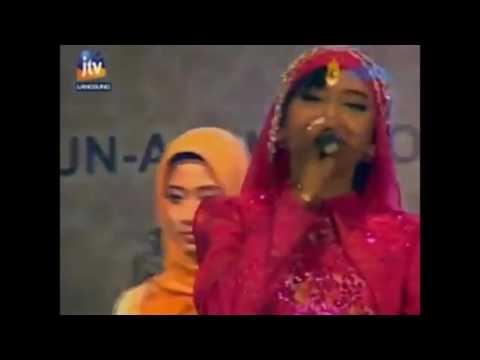 Jihan Audy - Surgamu - Live Alun Alun Sidoarjo Spesian Kampung Ramadhan 2017