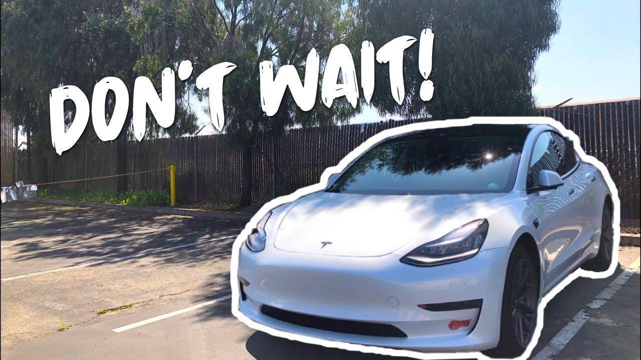 Do these 7 Things IMMEDIATELY after delivery: Tesla Model ...