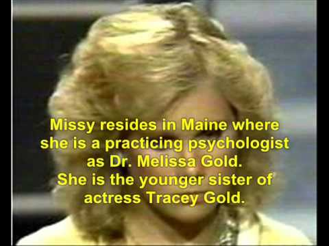Missy Gold Then And Now