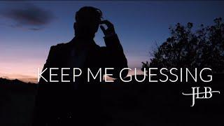 Jason Lane Band - Keep Me Guessing (Lyric Video)