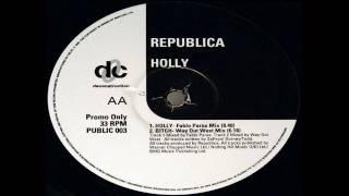 Republica - Bitch (Way Out West Remix)