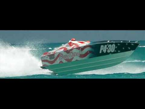 2010 - Offshore Racing Sponsorship Opportunity