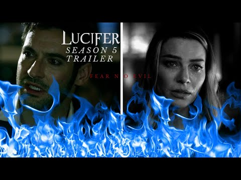 "Lucifer Season 5 Trailer: ""Fear No Evil"" (FM)"