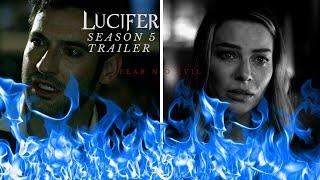 """Lucifer Season 5 Trailer: """"Fear No Evil"""""""