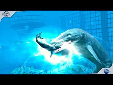 Hainosaurus FEEDING -