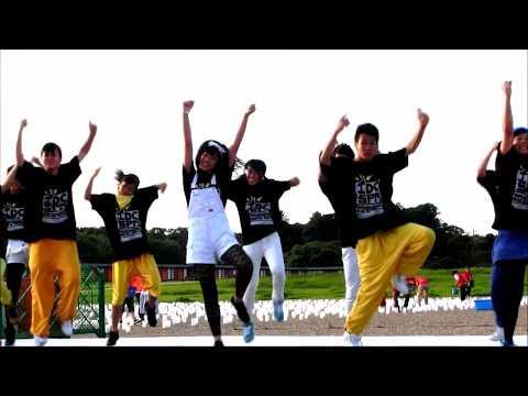 バサラ祭り2014 奈良市立一条高校ダンス部Ⅰ