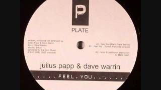 Julius Papp & Dave Warrin - Feel You (Mark Grant Remix)
