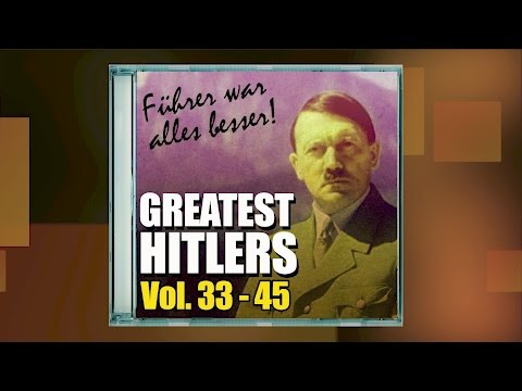 TIME LIES - Greatest Hitlers Vol. 33-45 (Best of + new stuff)