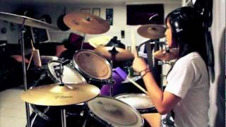 Demi Lovato - Give Your Heart A Break (DRUM COVER)