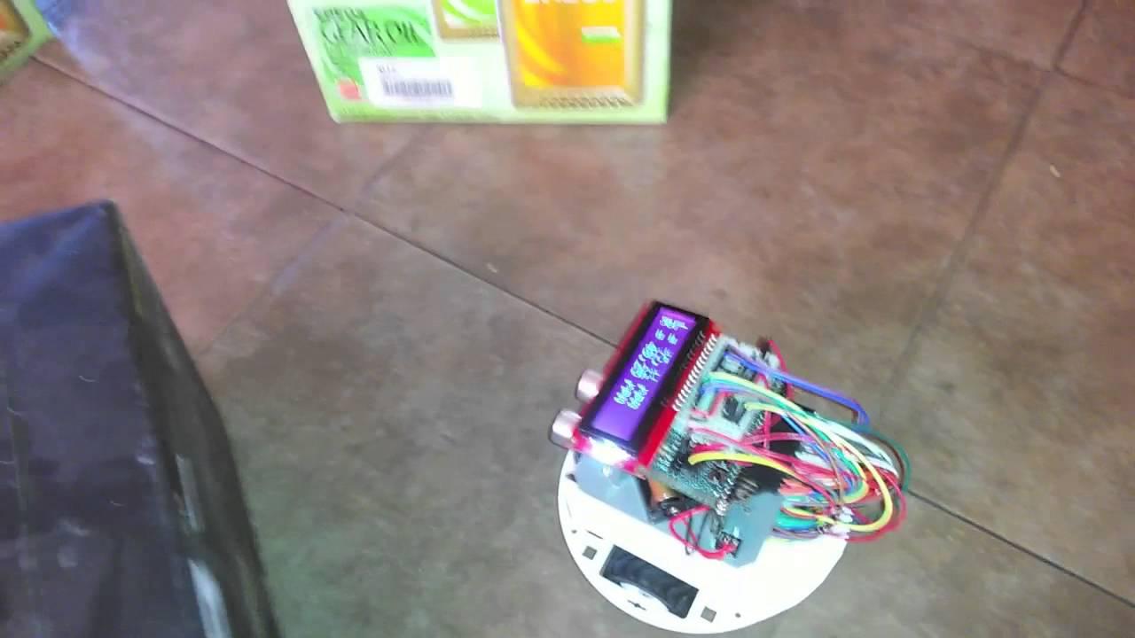 TivaBot - Tiva™ C Series TM4C123GH6PM Robot - YouTube