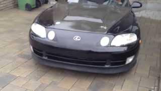 Eric's Lexus SC400 1993