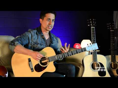 Martin OMCPA1 Plus Acoustic-Electric Guitar | Everything You Need To Know