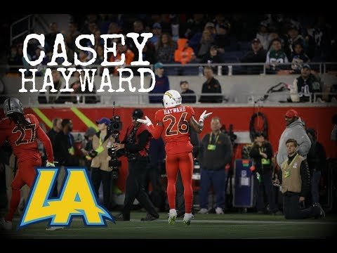 CB|| CASEY HAYWARD || CHARGERS|| 2016 HIGHLIGHTS