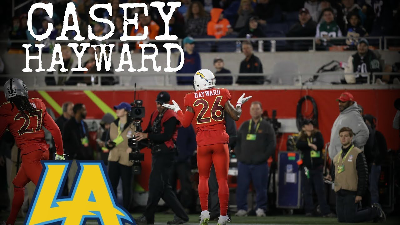 CB CASEY HAYWARD CHARGERS 2016 HIGHLIGHTS