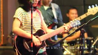 Langkah Peri - Cherry Bombshell (Hows cover)