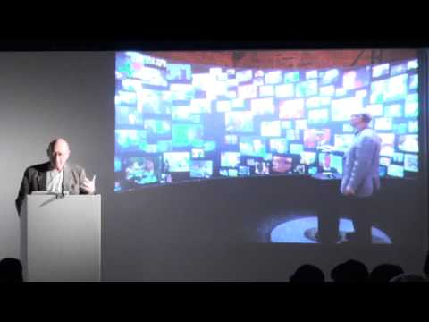 Jeffrey Shaw - Laval Virtual 2012