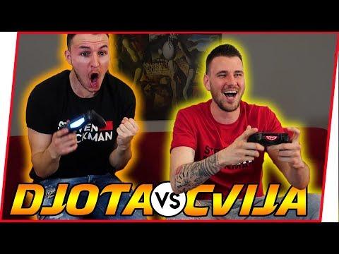 DJOTA vs CVIJA | FIFA CHALLENGE