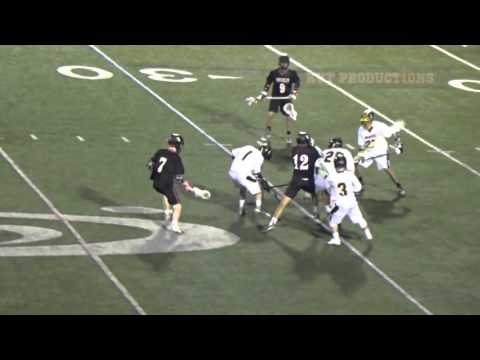 Sewickley Academy Boys Lacrosse @ Mars Area Highlight Video 3-31-16