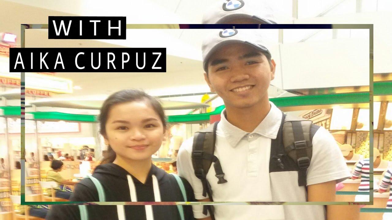 Meet And Greet Aika Curpuz October 15 2016 Supermar Youtube