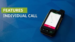 TASSTA Individual Call