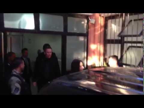 Eduardo Azeredo se entrega à Polícia Civil, em Belo Horizonte