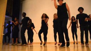 Latin American Dance at Li Po Chun United World Co