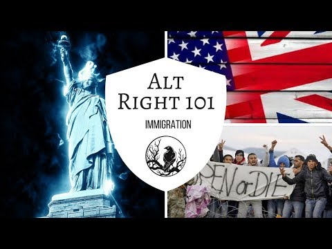 Alt Right 101 | Immigration or Conquest? | #2