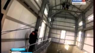 Магаданские спасатели прошли обучение в Хабаровске