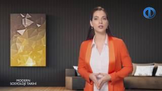 MODERN SOSYOLOJİ TARİHİ - Ünite 1 Konu Anlatımı 2