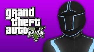 5 GTA TRON! (Ft 5 | GTA: son Tarih. H2O Delirious, Cartoonz, & Ohm)