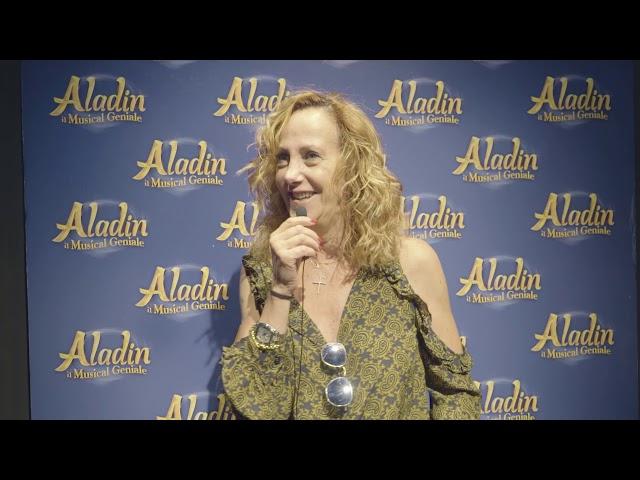 Intervista a Rita Pivano, coreografa di Aladin Il Musical Geniale