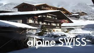 ALPINE SWISS KILIAN SHOES