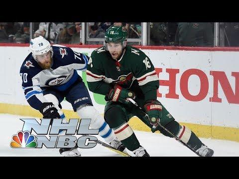Winnipeg Jets vs. Minnesota Wild I Game 4 I NHL Stanley Cup Playoffs I NBC Sports