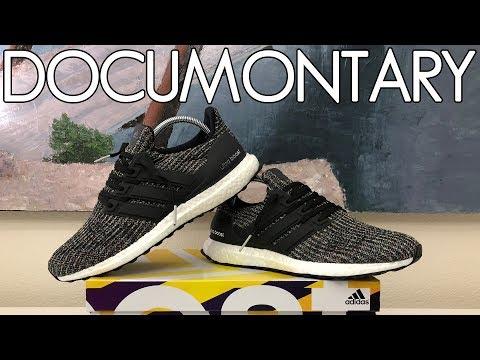 82702444ee31a Смотреть видео adidas Ultra BOOST NYC Bodega • Review   On-Feet