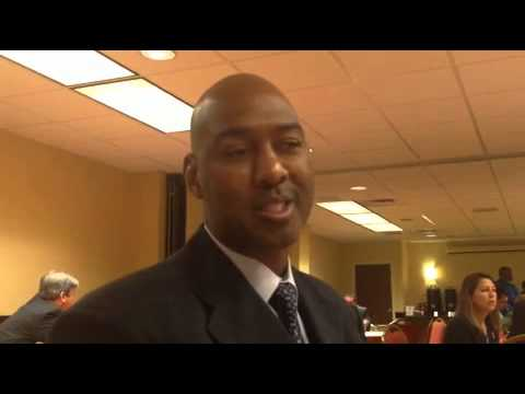 Tulsa basketball coach Danny Manning talks about Hattiesburg   Video Library   Hattiesburg American