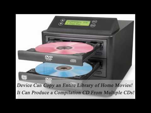 CD/DVD Duplicator - Best CD/DVD Duplication Machine