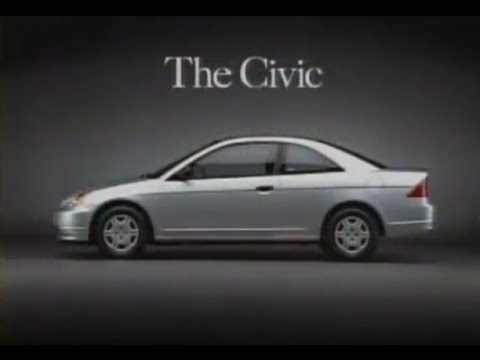 2001 Honda Civic Commercial We Need Directions Youtube