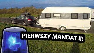 MANDAT we Francji !!! - ILE ZAPŁACILIŚMY ??? - Zatrzymała nas  Policja !!!  (Vlog #362)