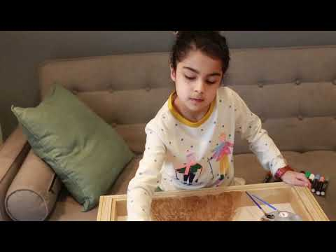 Art Light Activity Table 5-in-1