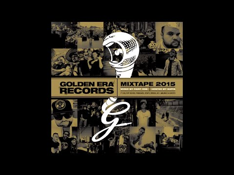 2015 Golden Era Mixtape (Download Link In Description)