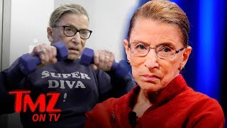 Ruth Bader Ginsburg Still Working Out with Trainer Despite Coronavirus | TMZ