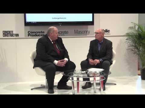 2016 Triad Awards: John Stull, CEO of U.S. Cement for LafargeHolcim