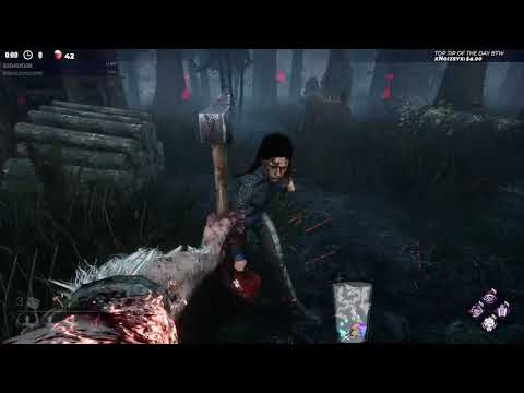 Dead by Daylight RANK 1 HUNTRESS! - NICE LITTLE MEG!