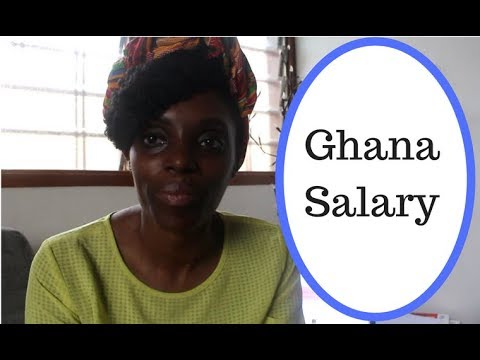 Ghana Salary