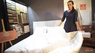 видео Одеяло в подарок на свадьбу