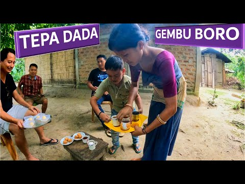 Tepa Dada @Gembu