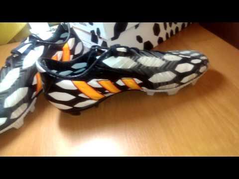 Обзор бутс Adidas Predator Instinct absolion Battl