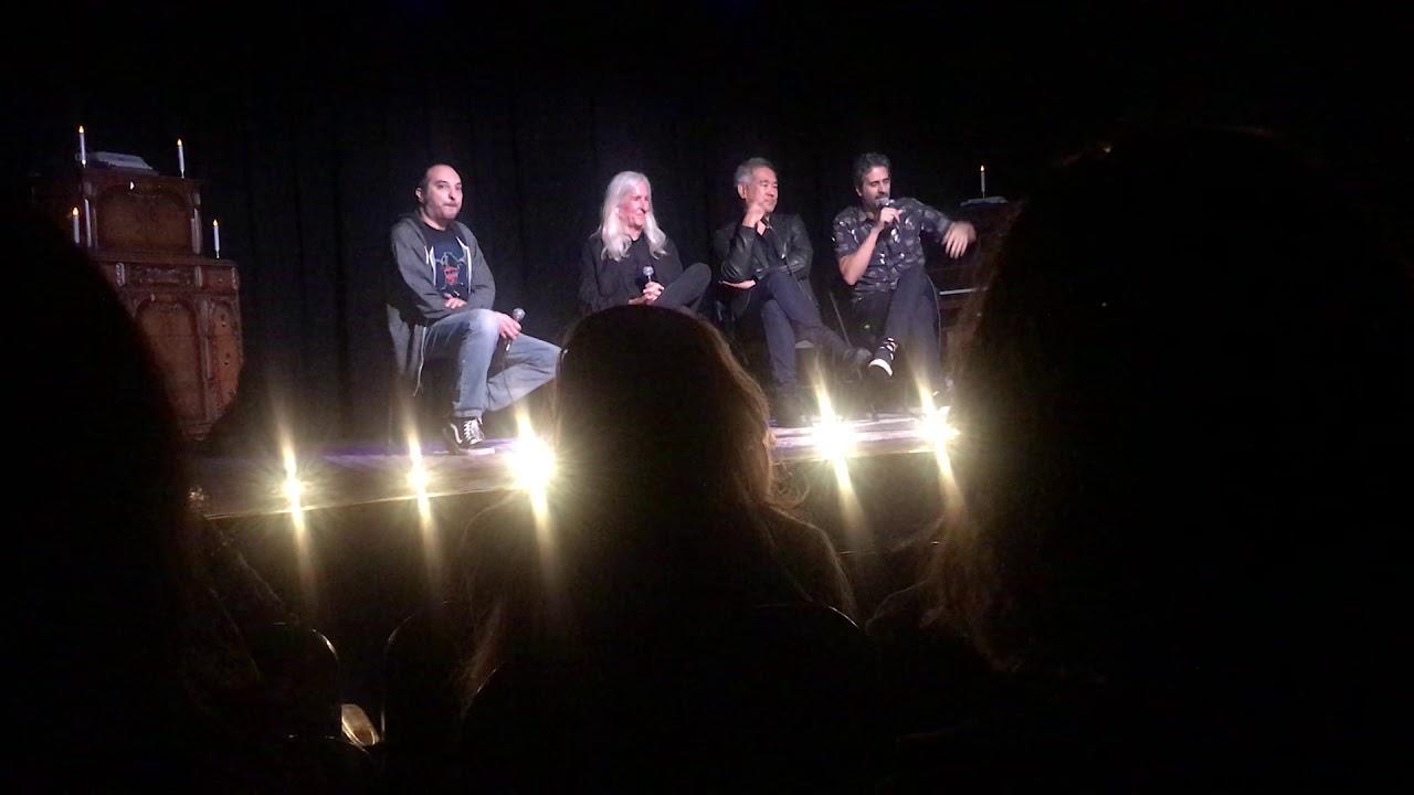 Nightmare Cinema -- Opening Night Q&A